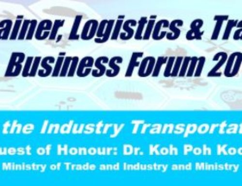 Announcing the Container, Logistics & Transport Business Forum 2017! Register Today!
