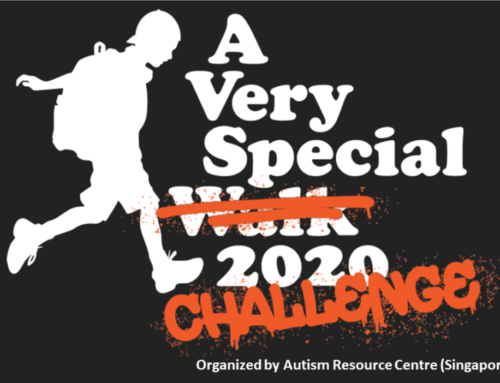 A Very Special Walk/Challenge 2020 organized by Autism Resource Centre (Singapore)