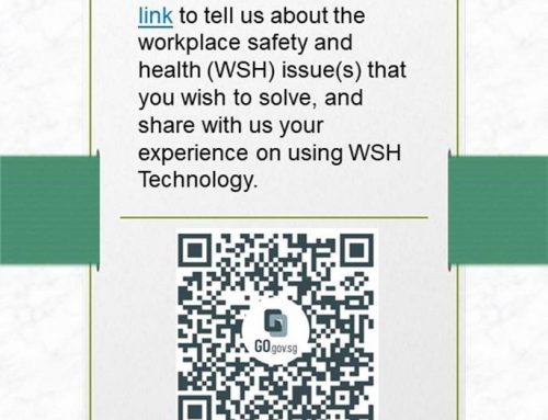 Feedback on Workplace Safety and Health (WS) Technology