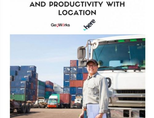 Webinar – Improving Driver Safety and Productivity with Location