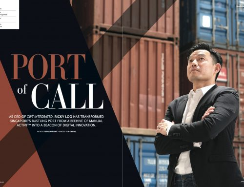 CDAS Deputy President Featured on The CEO Magazine September 2021 Issue