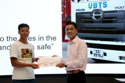 UBTS PTE LTD Winner