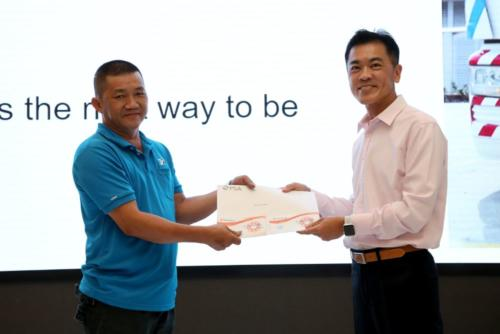 BOK SENG LOGISTICS PTE LTD Winner