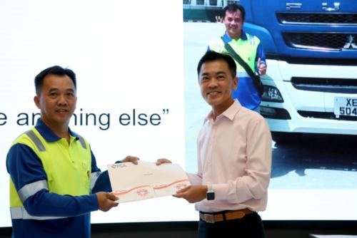 POH TIONG CHOON LOGISTICS LTD Winner