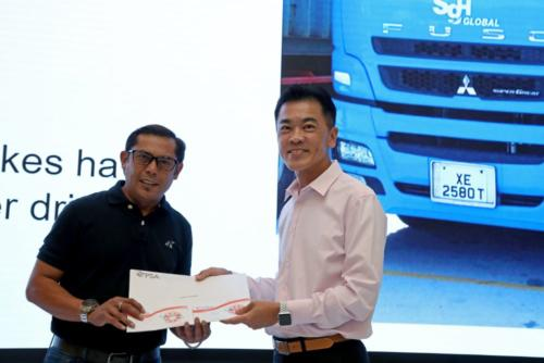 SG SAGAWA AMEROID PTE LTD Winner